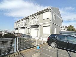 グレージュ北松戸[1階]の外観