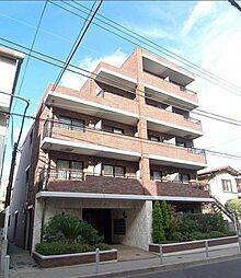 東京都世田谷区等々力5丁目の賃貸マンションの外観
