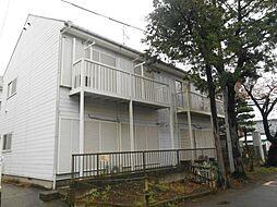 ベルビュー茅ヶ崎弐番館[202号室]の外観