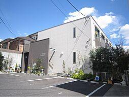 神奈川県横浜市旭区東希望が丘の賃貸アパートの外観