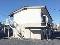 第1藤美荘[2階]の外観