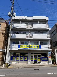 長崎県長崎市扇町の賃貸マンションの外観