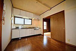新横浜 4LDKの居間