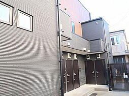 ルネコート東長崎[103号室]の外観