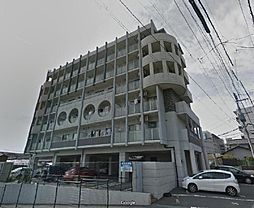 コンフォート・スクエア安部山[4階]の外観