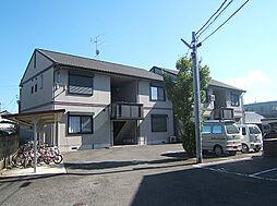 大阪府和泉市黒鳥町1丁目の賃貸アパートの外観