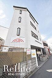 OMレジデンス上新庄駅前[102号室]の外観