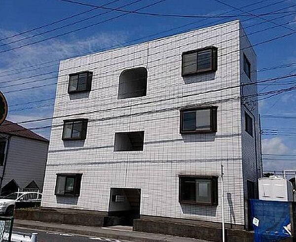 レインボーロッジ 3階の賃貸【東京都 / 福生市】