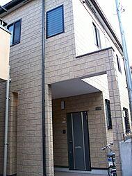 [テラスハウス] 神奈川県横浜市港北区菊名3丁目 の賃貸【/】の外観