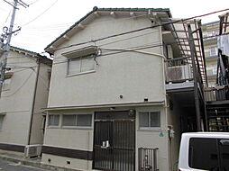 大阪府堺市北区蔵前町1丁の賃貸アパートの外観