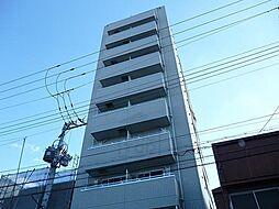 サンパレス都島[3階]の外観