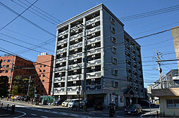 KMマンション八幡駅前II[4階]の外観