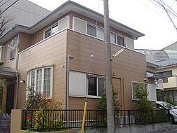 KNハウス[2階]の外観
