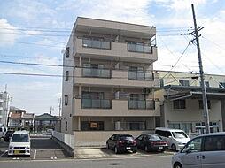 サンハイツ青木[2階]の外観