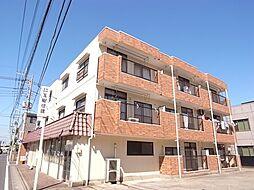 金子マンション[2階]の外観