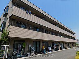 神奈川県相模原市南区上鶴間本町8丁目の賃貸マンションの外観