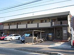 広島県呉市広古新開4丁目の賃貸アパートの外観