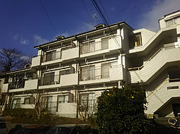 神奈川県横浜市港北区篠原北1丁目の賃貸マンションの外観