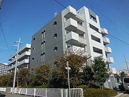 兵庫県尼崎市食満5丁目の賃貸マンションの外観