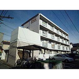 岡山県岡山市北区清心町の賃貸マンションの外観