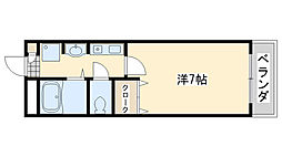 ウィンズ12号館[3階]の間取り