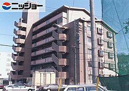コーポモリタIII[6階]の外観