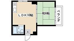 高岳駅 4.9万円