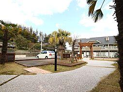 福岡県遠賀郡岡垣町野間2丁目の賃貸アパートの外観