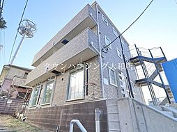 相鉄新横浜線 西谷駅 徒歩12分の賃貸アパート