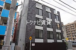 東京都新宿区下落合1丁目の賃貸マンションの外観