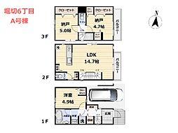 堀切菖蒲園駅 3,880万円