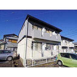 静岡県静岡市清水区草薙3丁目の賃貸アパートの外観
