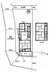 呉線 坂駅 徒歩14分