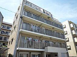 東京都三鷹市下連雀8丁目の賃貸マンションの外観