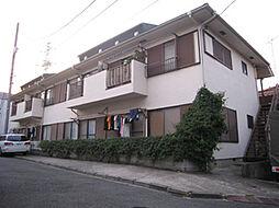 東京都杉並区高円寺南3丁目の賃貸アパートの外観