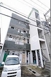 コーポシロー[4階]の外観