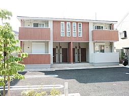 神奈川県藤沢市村岡東4丁目の賃貸アパートの外観