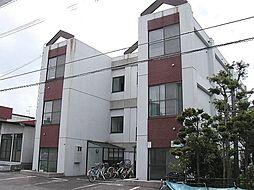 北海道札幌市南区真駒内本町6丁目の賃貸マンションの外観