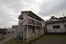 エステートピア高幡[1階]の外観