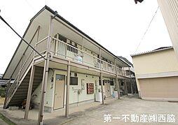 JR加古川線 社町駅 バス18分 山国南山.下車 徒歩3分の賃貸アパート