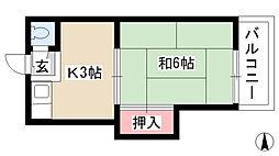 味美駅 2.0万円