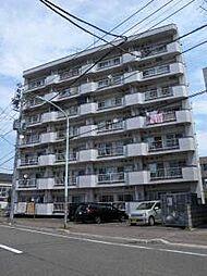 北海道札幌市厚別区厚別中央五条3丁目の賃貸マンションの外観