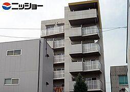 レーヴェ K&M[3階]の外観