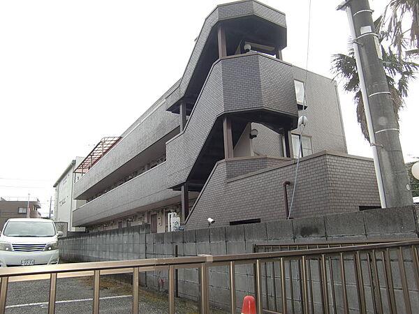 エクセレントヒルズ新高根[2階]の外観