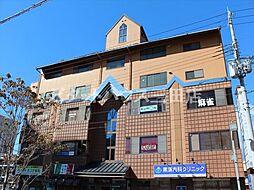 兵庫県三田市中央町の賃貸マンションの外観