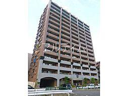 ロータリーマンション大津京パークワイツ[11階]の外観