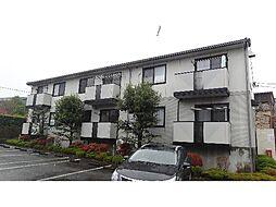 静岡県沼津市中沢田の賃貸アパートの外観