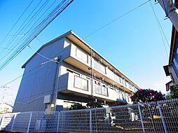 セナリオコート増尾イーストA・B[1階]の外観