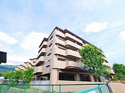 奈良県奈良市白毫寺町の賃貸マンションの外観