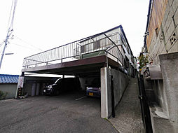 [テラスハウス] 兵庫県神戸市垂水区王居殿3丁目 の賃貸【/】の外観